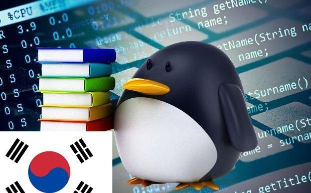 Governo da Coréia do Sul está mudando para o Linux