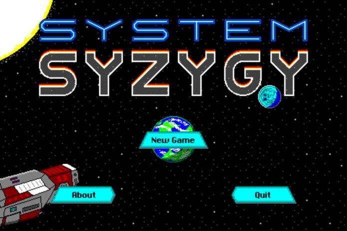 Como instalar o jogo de quebra-cabeça System Syzygy no Linux via Snap