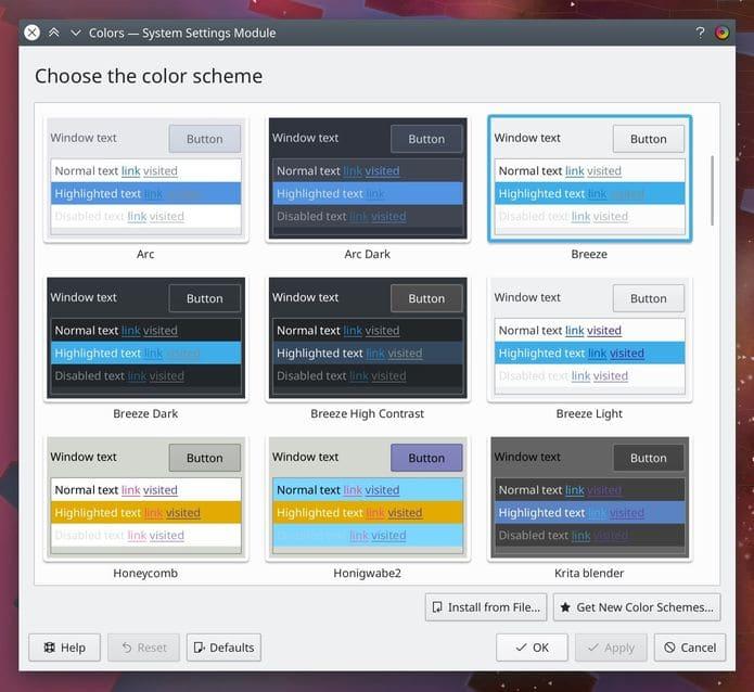 KDE Plasma 5.16 beta lançado com muitas melhorias