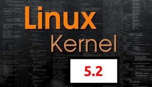 Linus Torvalds iniciou o desenvolvimento do kernel 5.2