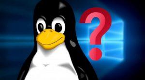 Microsoft lançará um kernel Linux completo para o Windows 10