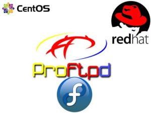 Como instalar o ProFTPD no CentOS, Fedora, RHEL e derivados