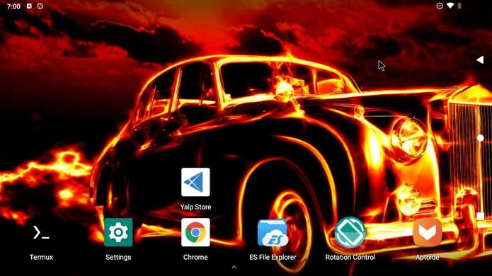 RaspAnd Pie Build 190429 lançado com Yalp Store e Evie Launcher