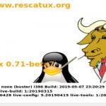Rescatux 0.71 Beta 7 já está disponível para download