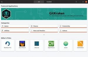 Como instalar o aplicativo Snap Store no Linux... via Snap