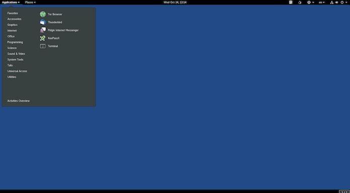 Tails 3.14 lançado - Confira as novidades e veja onde baixar