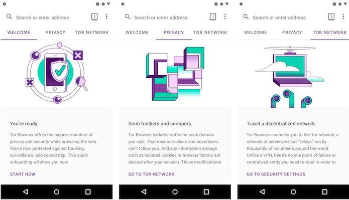 Tor Browser 8.5 para Android lançado na Google Play Store