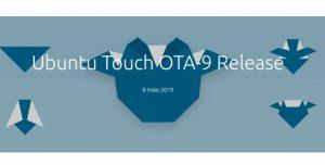 Ubuntu Touch OTA-9 lançado com melhorias de estabilidade