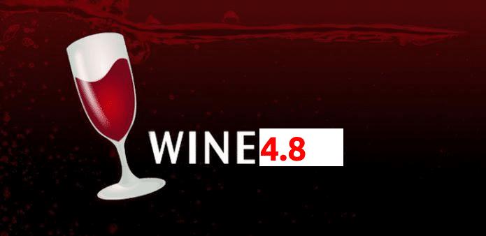 Wine 4.8 lançado com unicode 12.0 e melhor suporte a Joystick