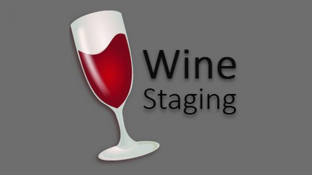 Wine-Staging 4 9 lançado com alguns patches novos e atualizados
