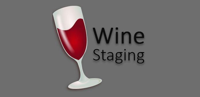 Wine-Staging 4.9 lançado com alguns patches novos e atualizados