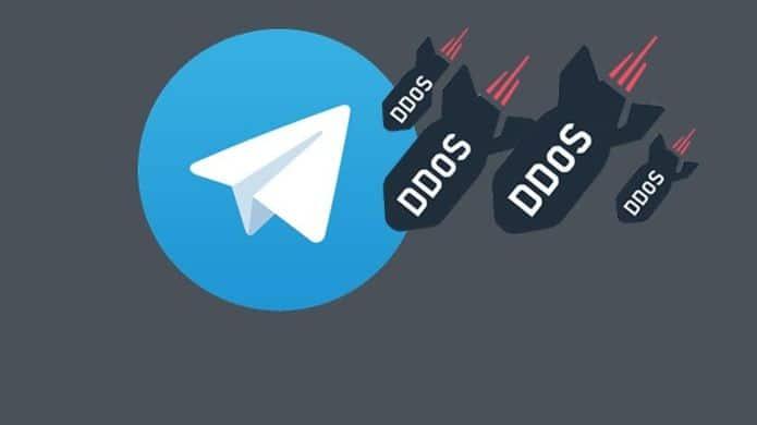Ataque DDoS causou problemas de conexão no Telegram Messenger