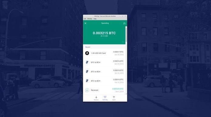 Como instalar a carteira de Bitcoin BitPay no Linux via Snap