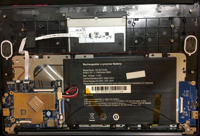Divulgada as especificações do teclado e Bluetooth do Pinebook Pro