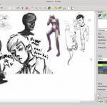 Drawpile 2.1.11 lançado com opção de separar a caixa de bate-papo