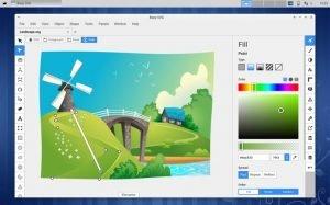 Como instalar o editor SVG Boxy SVG no Linux via Snap