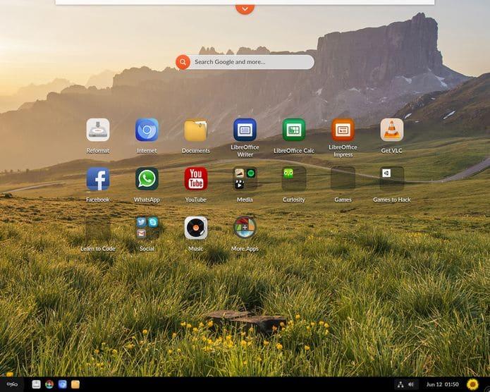 endless os 36 ja esta disponivel - KDE Plasma 5.16 já está disponível no Kubuntu e Ubuntu 19.04