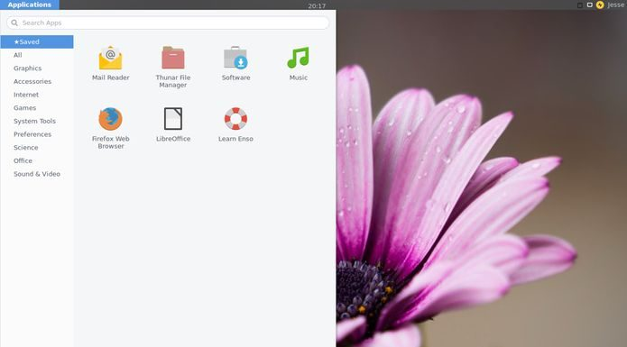 Enso OS 0.3.1 lançado - Confira as novidades e veja onde baixar