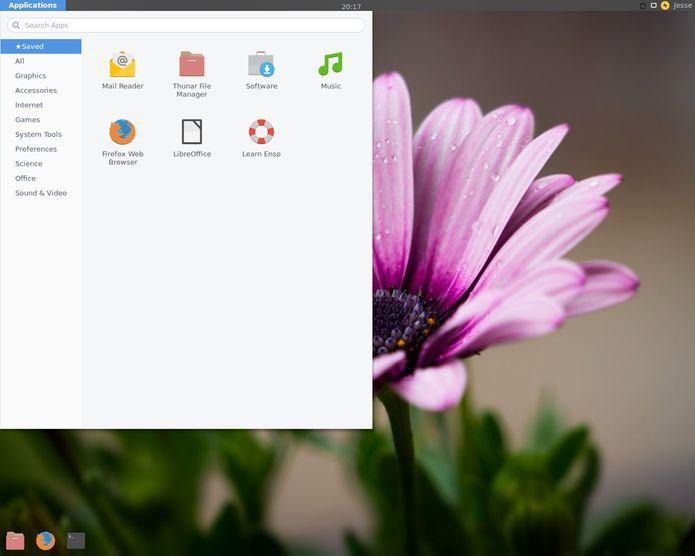 Enso OS 0.3.1 lançado – Confira as novidades e veja onde baixar