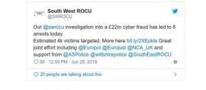 Fraudadores roubaram 27 milhões de dólares em criptomoedas