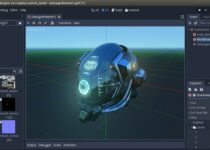 Como instalar o game engine Godot no Linux via AppImage
