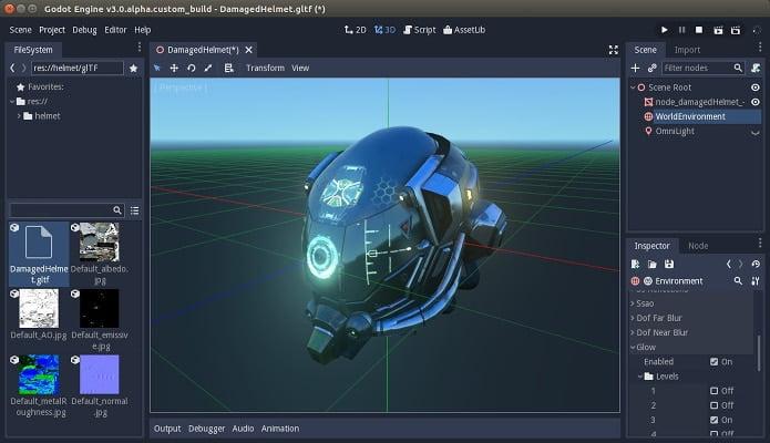 Como instalar o game engine Godot no Linux via AppImage