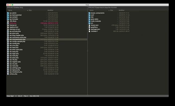 Como instalar o gerenciador de arquivos Fman no Linux via Snap