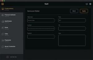 Como instalar o gerenciador de senhas Qvault no Linux via AppImage