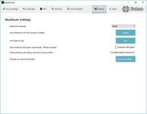 Como instalar o gerenciador Mooltipass Moolticute no Linux via AppImage