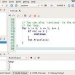 Como instalar o IDE GO LiteIDE no Linux via AppImage