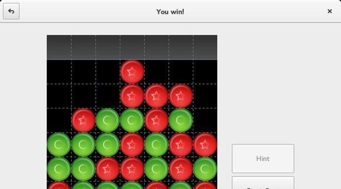 Como instalar o jogo Four-in-a-row no Linux via Flatpak