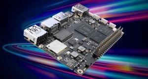 Concorrente do Raspberry Pi Khadas VIM3 tem suporte a 4K e M.2 PCIe
