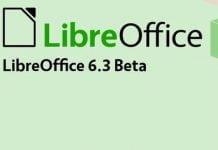 LibreOffice 6.3 beta lançado... e sem binários de 32 bits?