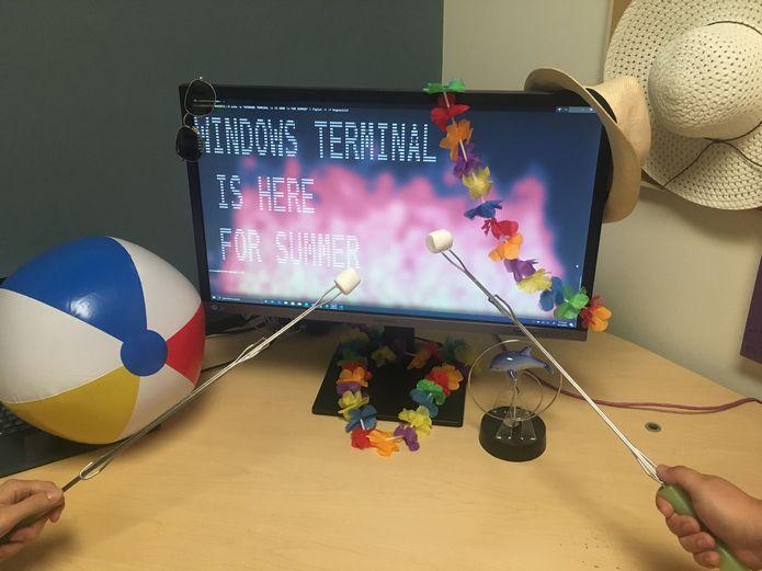 Microsoft lançou a primeira prévia do Windows Terminal