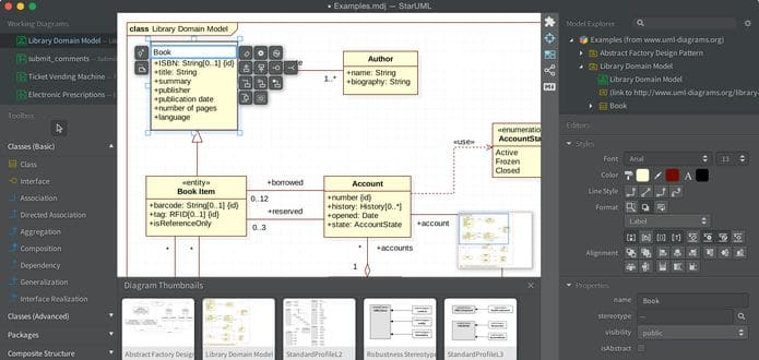 Como instalar o modelador UML StarUML no Linux via AppImage