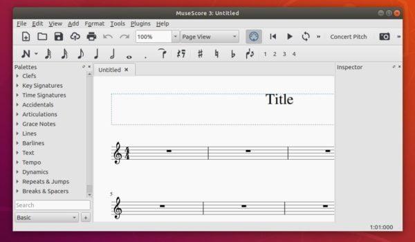 MuseScore 3.2 lançado com dezenas de correções de bugs