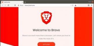 Como instalar o navegador Brave no CentOS, RHEL e derivados
