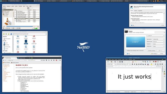 NetBSD 8.1 lançado – Confira as novidades e veja onde baixar