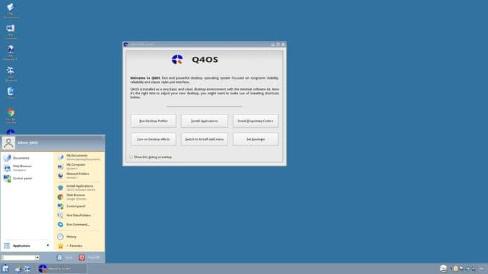 Q4OS 3.7 Testing já está disponível para download! Confira!