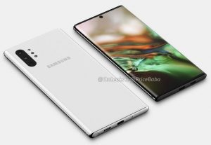 Samsung poderá lançar o Galaxy Note 10 no dia 7 de agosto
