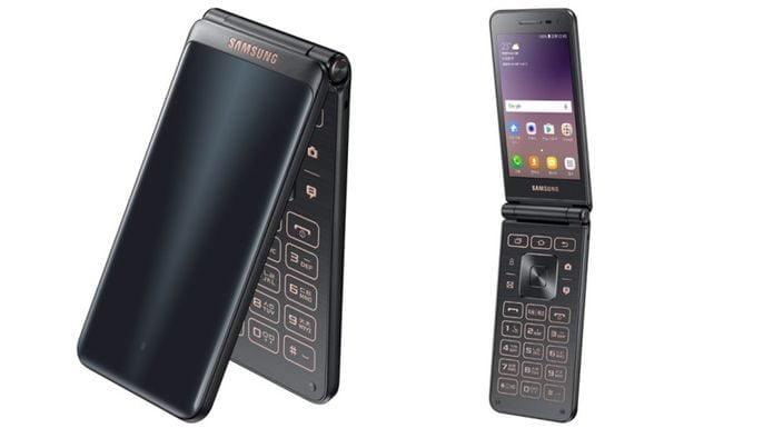 Samsung quer reinventar o passado com smartphone em formato Flip