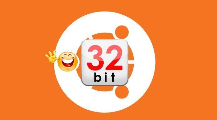 Ubuntu irá eliminar todo o suporte de 32 bits a partir da versão 19.10