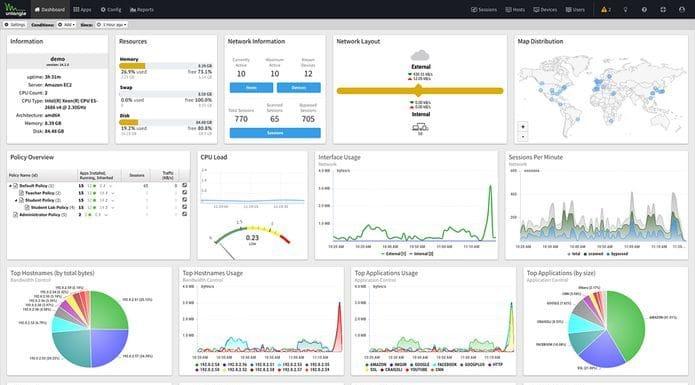 Untangle NG Firewall 14.2 lançado - Confira as novidades e baixe