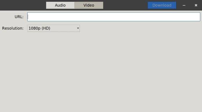 Como instalar o Video Downloader no Linux via Snap