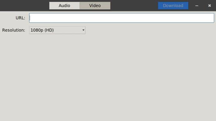 Como instalar o Video Downloader no Linux via Snap
