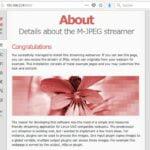 Como instalar o app de transmissão de webcam UVC MJPG-streamer no Linux via Snap