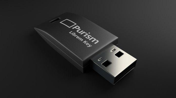 Chave de segurança do Librem Key será gerada diretamente no dispositivo