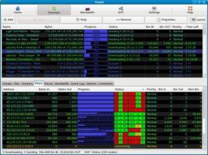 Como instalar o cliente BitTorrent Tixati no Linux