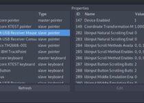 Como instalar a incrível ferramenta xinput-gui no Linux