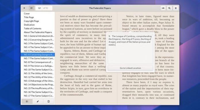 Foliate 1.4 lançado – Confira as novidades e veja como instalar